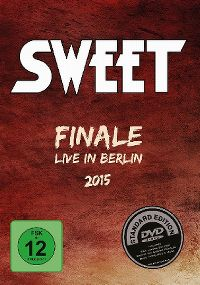 Cover Sweet - Finale - Live In Berlin 2015 [DVD]
